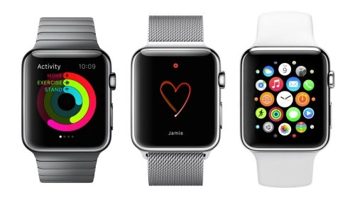 The Apple Watch from 2014