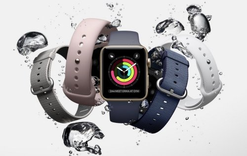 The Apple Watch Series 2