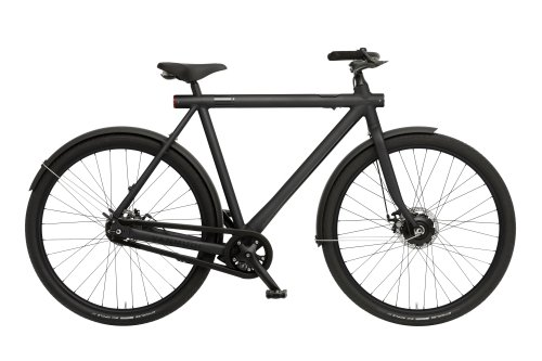 VanMoof Electrified S - an e-bike with secret superpowers - a rocket disguised as bike