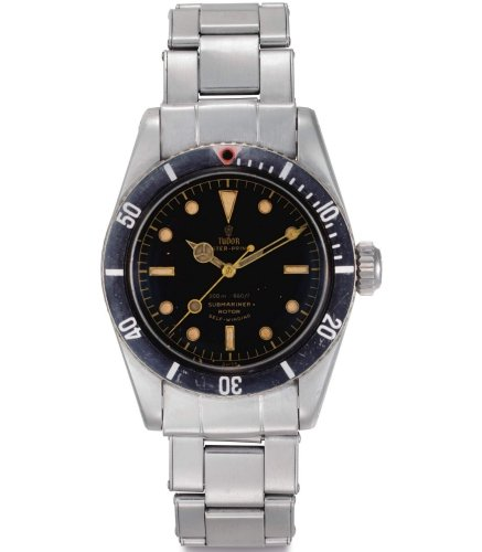 Tudor Oyster-Prince Submariner 7924 (from 1959) auctioned for $93,750 in 2016 (photo: Christie's )