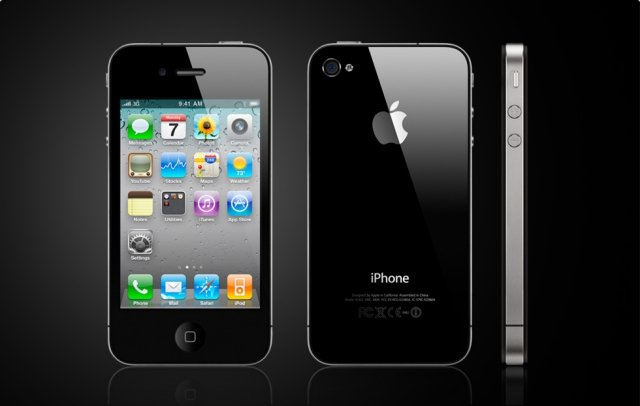 iPhone 4 - ahhh sweet developer memories when one (small) size did fit all...