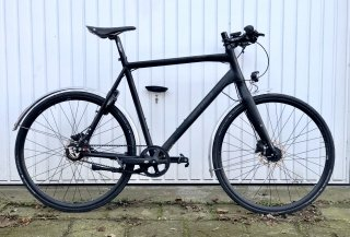 Creating the ultimate commuter bike by upgrading the Sensa Cintura belt drive bike.