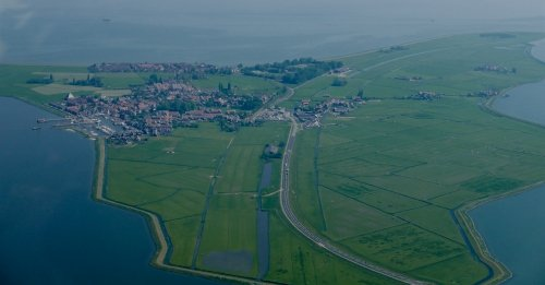 Marken from the west