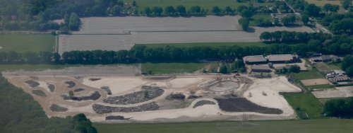 Stichting Dierenzorg Eemland doing major ground works near Soest