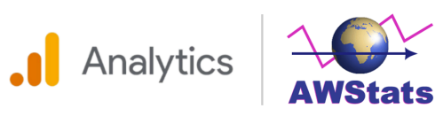 Google Analytics and AWStats - web traffic statistics software