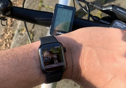 The best bike computer app: Cyclemeter - Get advanced ride