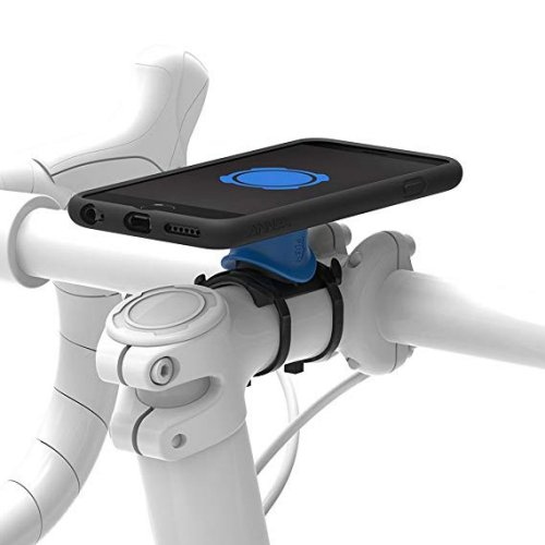 Quad Lock smartphone mounting system