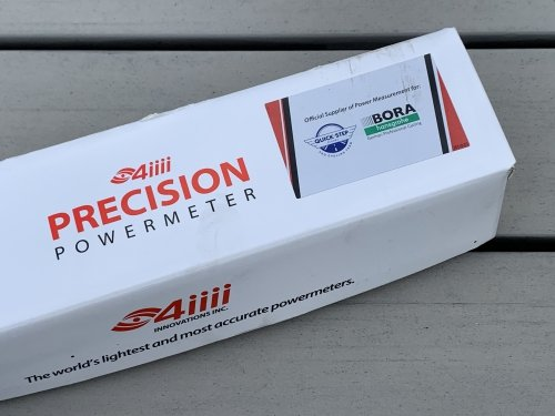4iiii Precision Powermeter - used by the professional cycling team Quick-Step / Bora Hansgrohe