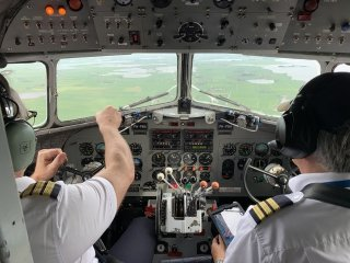 Flying in a C47-A Skytrain over The Netherlands is one magnificent birthday gift I received, experiencing aviation history unlike anything else!