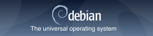 Debian GNU/Linux - The universal operating system