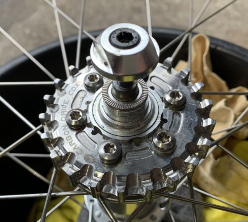 The CDX rear sprocket is designed to last