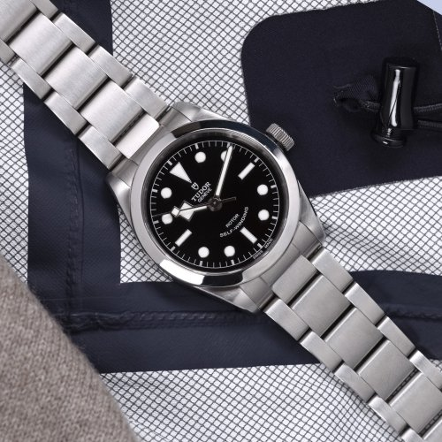 Tudor Black Bay 36 (photo by Tudor)