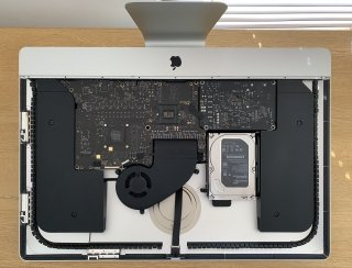 This month I nearly destroyed my iMac during an attempt to upgrade it. Thanks to determination and some spare time I was able to resurrect it from the death!