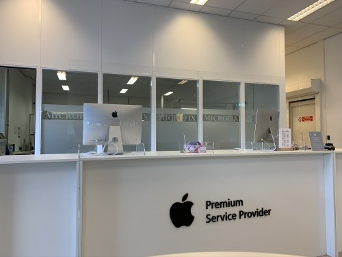 Visiting Microfix in Amsterdam - the local Apple Premium Service Provider