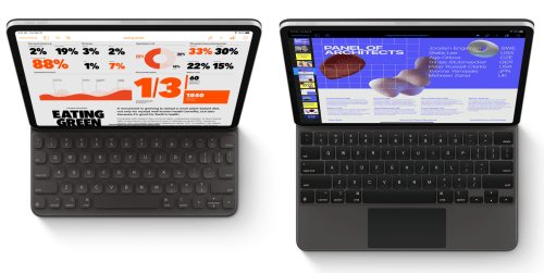 Smart Keyboard Folio vs Magic Keyboard for iPad